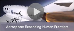 Aerospace: Expanding Human Frontiers